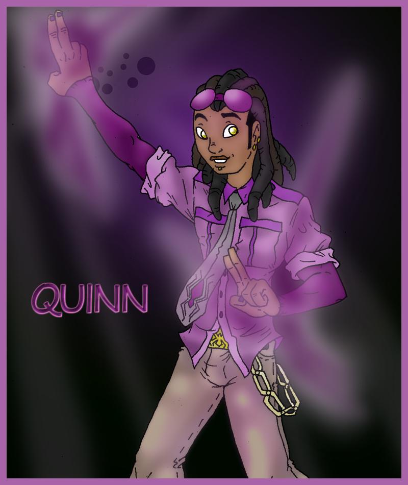 Quinn's Bio