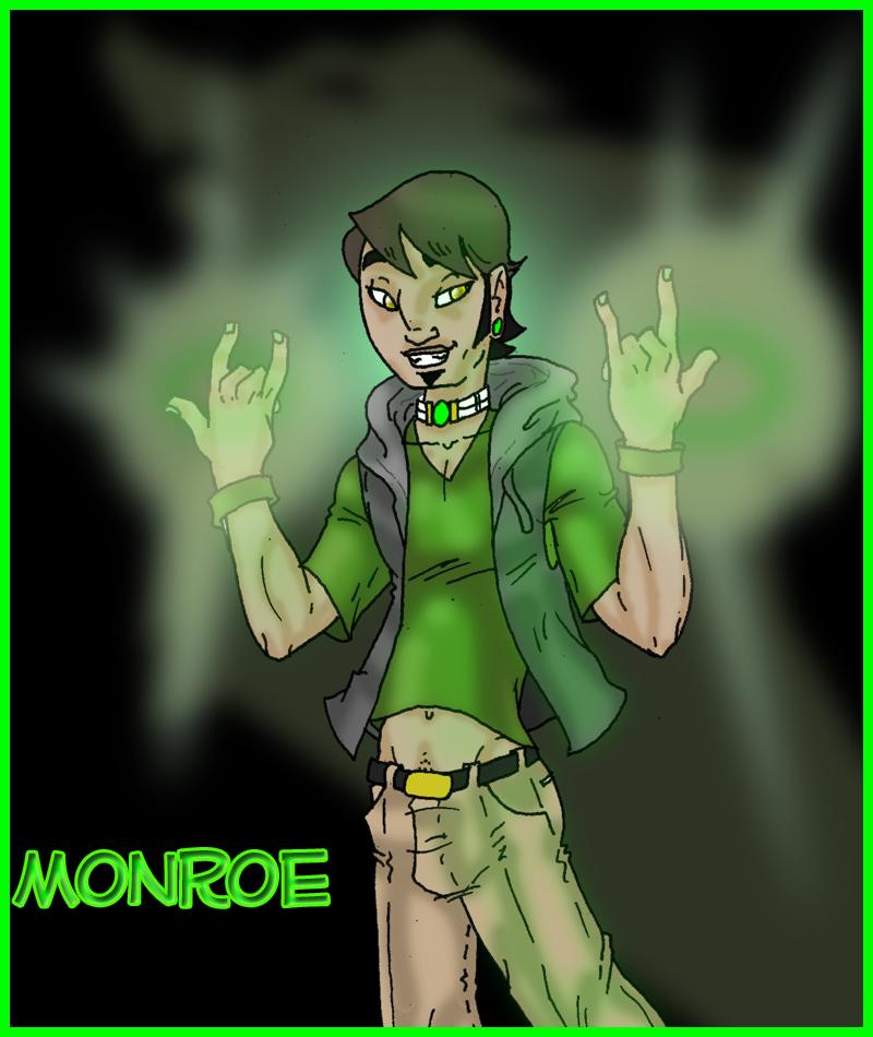 Monroe's Bio